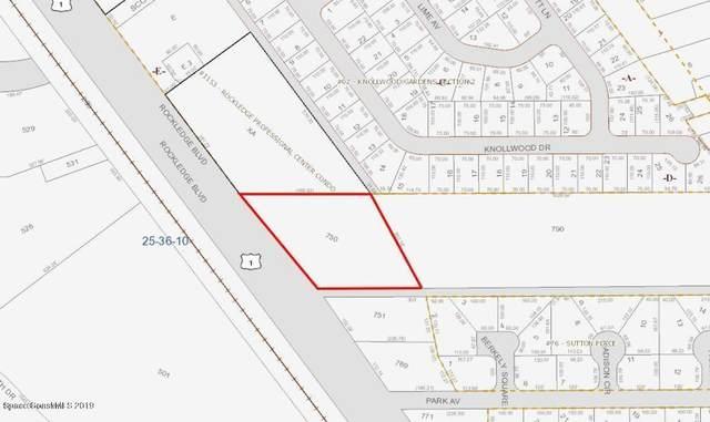 1994 Rockledge Boulevard, Rockledge, FL 32955 (MLS #916978) :: Vacasa Real Estate