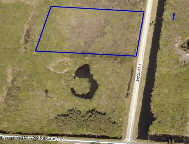 6115 Judson Road, Merritt Island, FL 32953 (MLS #916982) :: Vacasa Real Estate