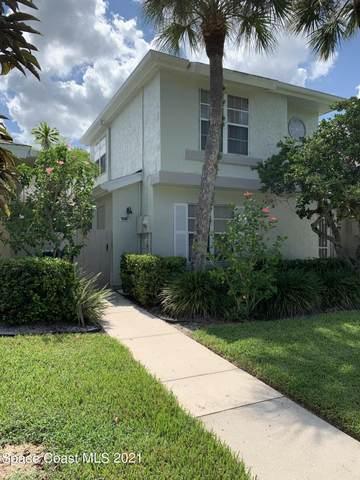 1490 Malibu Circle NE #108, Palm Bay, FL 32905 (MLS #916994) :: Vacasa Real Estate