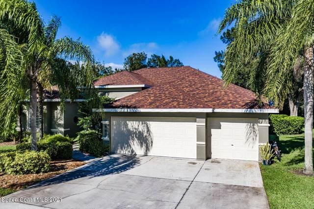 961 Spanish Cay Drive, Merritt Island, FL 32952 (MLS #917011) :: Blue Marlin Real Estate