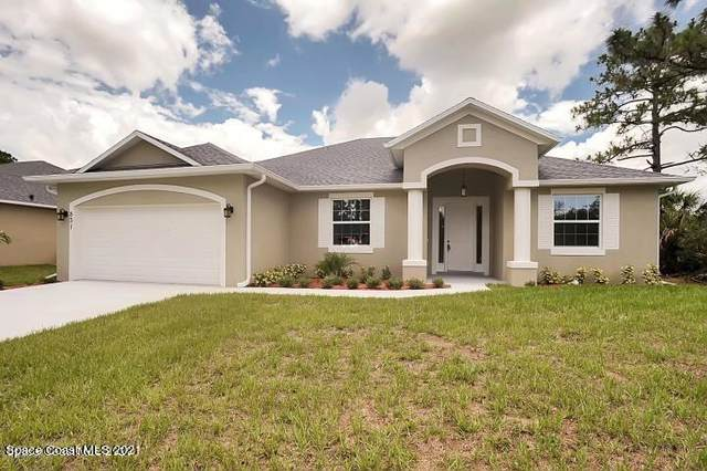989 Toluca Street SE, Palm Bay, FL 32909 (MLS #917025) :: Keller Williams Realty Brevard