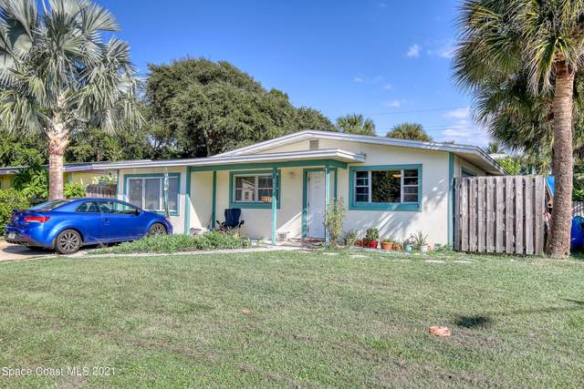 332 Tyler Avenue, Cape Canaveral, FL 32920 (MLS #917044) :: Engel & Voelkers Melbourne Central