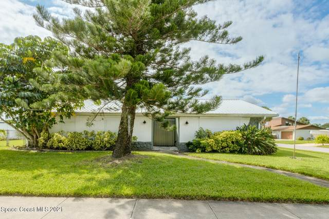 197 E Coral Way E, Indialantic, FL 32903 (MLS #917062) :: Engel & Voelkers Melbourne Central