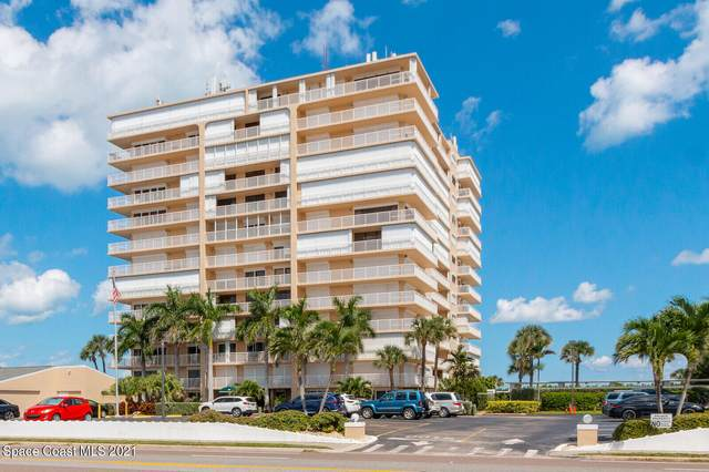 877 N Highway A1a #1204, Indialantic, FL 32903 (MLS #917068) :: Premium Properties Real Estate Services