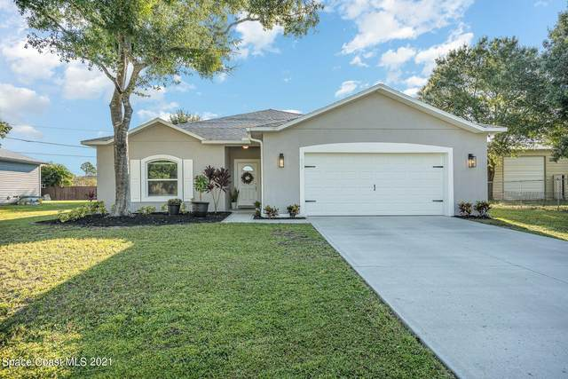 429 Booker Avenue SE, Palm Bay, FL 32909 (MLS #917094) :: Keller Williams Realty Brevard