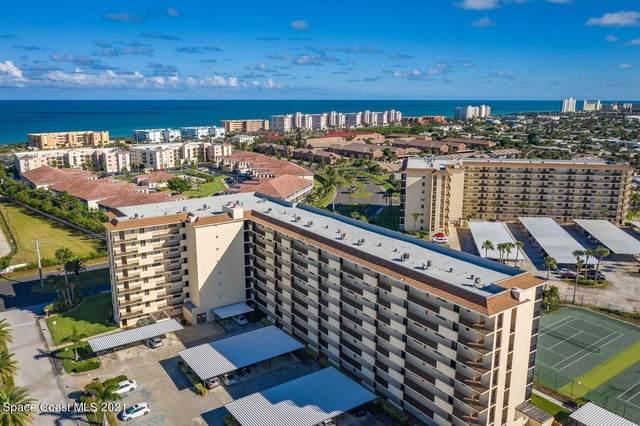 520 Palm Springs Boulevard #107, Indian Harbour Beach, FL 32937 (MLS #917115) :: Keller Williams Realty Brevard