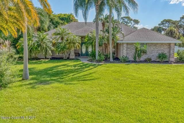 4026 Careywood Drive, Melbourne, FL 32934 (MLS #917129) :: Blue Marlin Real Estate