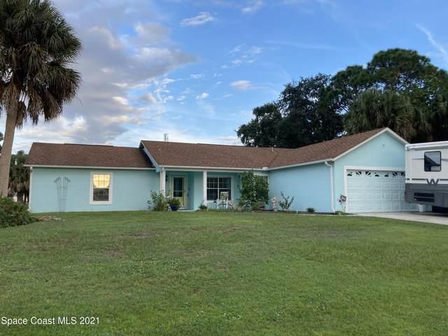 867 Parsons Circle SE, Palm Bay, FL 32909 (MLS #917158) :: Keller Williams Realty Brevard