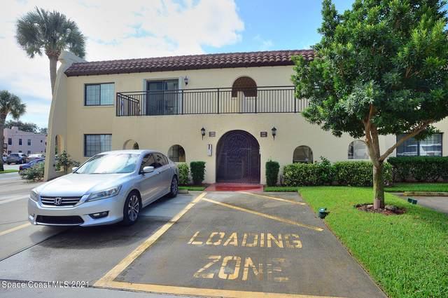 115 N Indian River Drive #131, Cocoa, FL 32922 (MLS #917176) :: Dalton Wade Real Estate Group