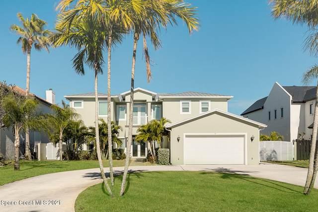 9 Willow Green Drive, Cocoa Beach, FL 32931 (MLS #917180) :: Premium Properties Real Estate Services