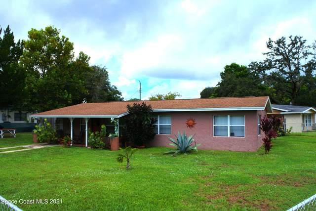 1405 Crest Drive, Titusville, FL 32780 (MLS #917181) :: Keller Williams Realty Brevard
