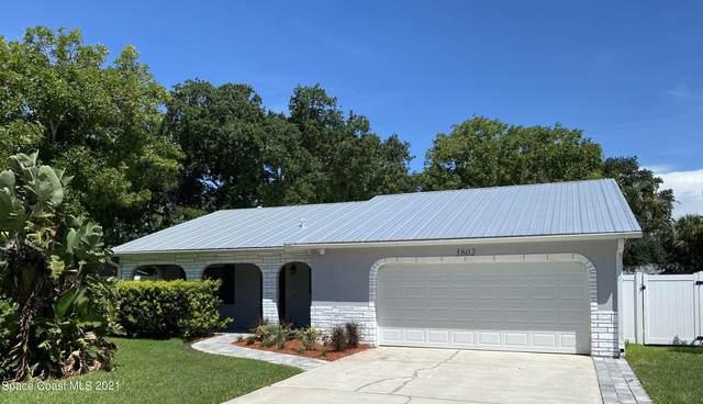 3802 Sentry Drive, Cocoa, FL 32926 (MLS #917187) :: Premium Properties Real Estate Services