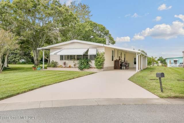 532 Susan Drive, Melbourne, FL 32904 (MLS #917191) :: Keller Williams Realty Brevard