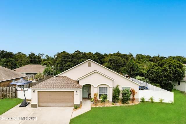 5090 Volusia Avenue, Titusville, FL 32780 (MLS #917192) :: Keller Williams Realty Brevard