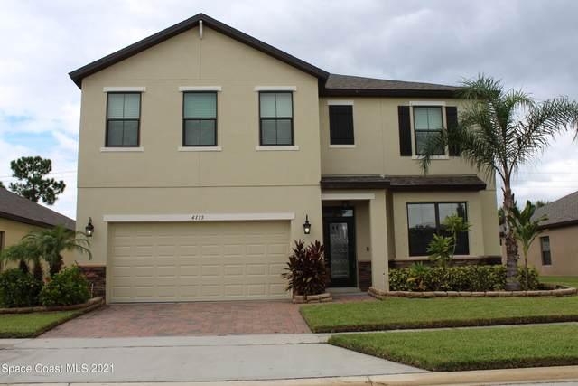 4175 Harvest Circle, Rockledge, FL 32955 (MLS #917217) :: Premium Properties Real Estate Services