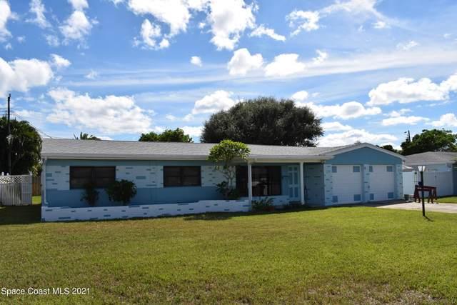 279 Glenwood Avenue, Satellite Beach, FL 32937 (MLS #917230) :: Blue Marlin Real Estate