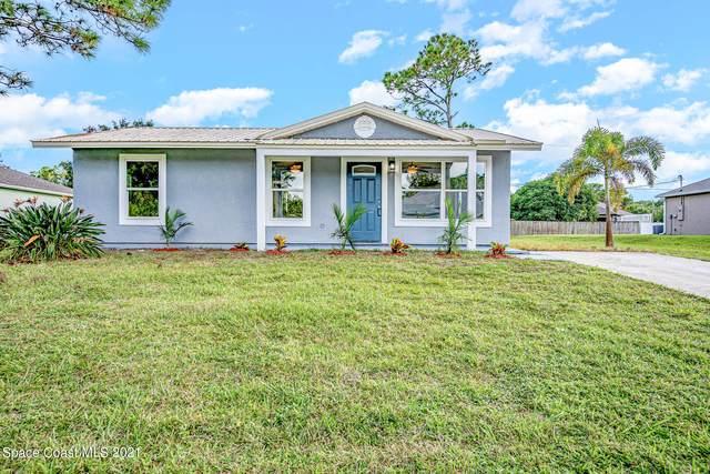 506 Collings Street SE, Palm Bay, FL 32909 (MLS #917233) :: Engel & Voelkers Melbourne Central