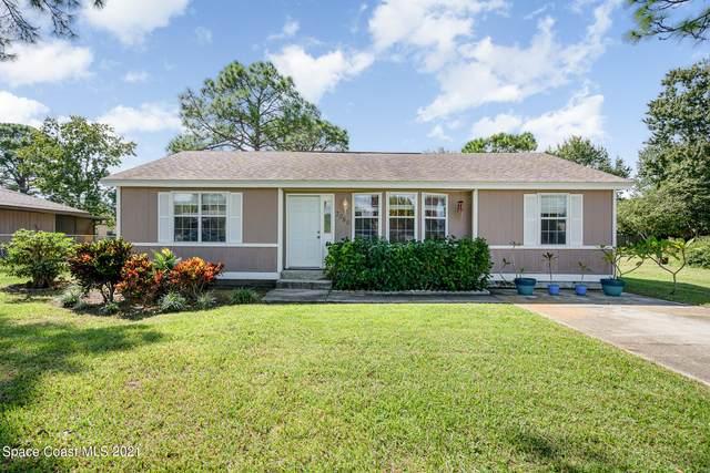 7050 Bismarck Road, Cocoa, FL 32927 (MLS #917244) :: Keller Williams Realty Brevard