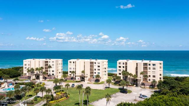 6309 S Highway A1a #352, Melbourne Beach, FL 32951 (MLS #917246) :: Premium Properties Real Estate Services