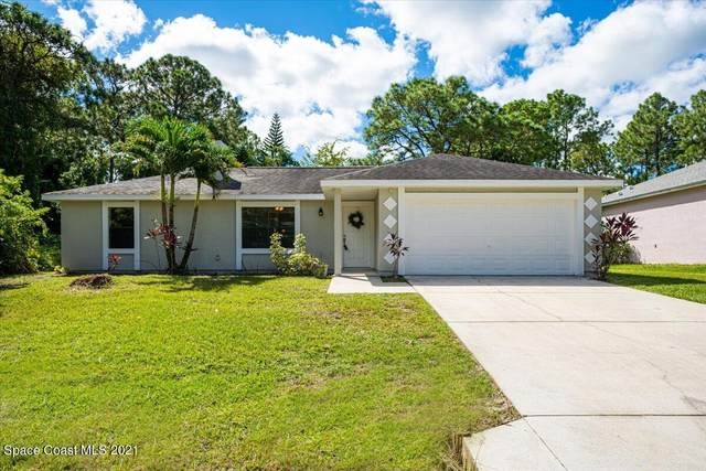 870 Hainey Street SW, Palm Bay, FL 32908 (MLS #917248) :: Keller Williams Realty Brevard