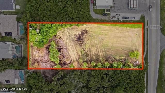 2525 N Banana River Drive, Merritt Island, FL 32952 (MLS #917256) :: Premium Properties Real Estate Services