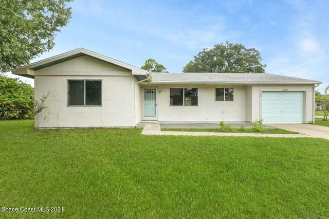 560 Adventure Avenue NW, Palm Bay, FL 32907 (MLS #917260) :: Keller Williams Realty Brevard