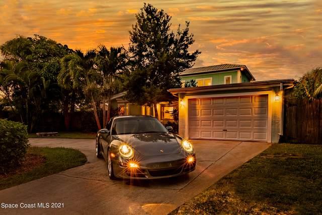 228 6th Avenue, Melbourne Beach, FL 32951 (MLS #917268) :: Premium Properties Real Estate Services
