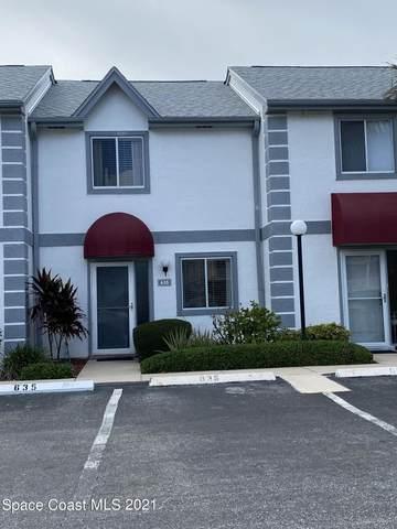 635 Seaport Blvd. Boulevard, Cape Canaveral, FL 32920 (MLS #917291) :: Premium Properties Real Estate Services