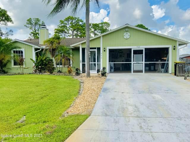 749 Coconut Street SE, Palm Bay, FL 32909 (MLS #917295) :: Keller Williams Realty Brevard