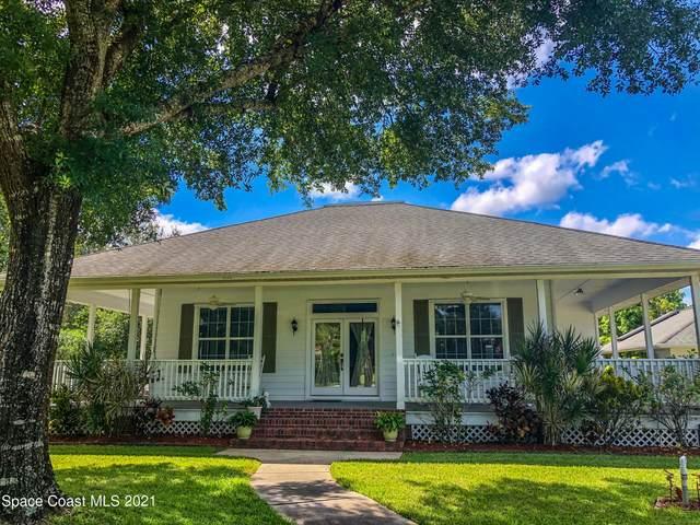 4180 Rosewood Avenue, Malabar, FL 32950 (MLS #917296) :: Engel & Voelkers Melbourne Central