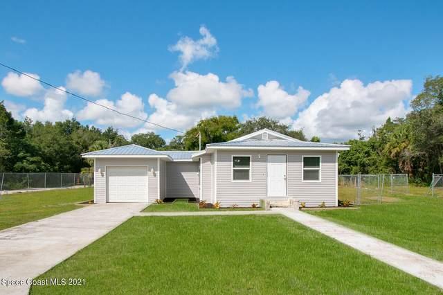 2564 Myrtle Avenue, Mims, FL 32754 (MLS #917312) :: Blue Marlin Real Estate