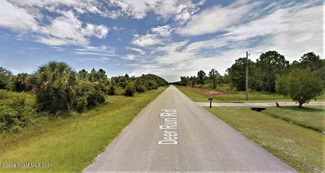 192 Deer Run Road, Palm Bay, FL 32909 (MLS #917314) :: Keller Williams Realty Brevard