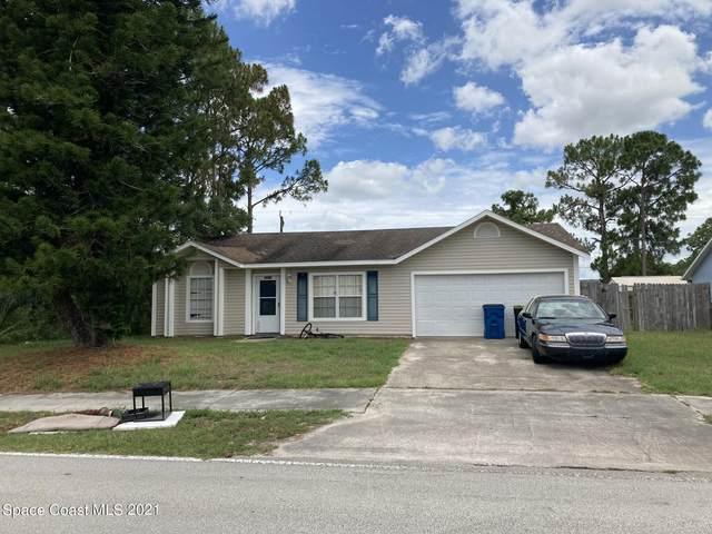 1198 Glencove Avenue NW, Palm Bay, FL 32907 (MLS #917339) :: Dalton Wade Real Estate Group