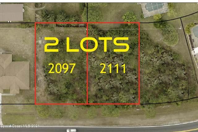 2097-2111 Cogan Drive SE, Palm Bay, FL 32909 (MLS #917370) :: Keller Williams Realty Brevard