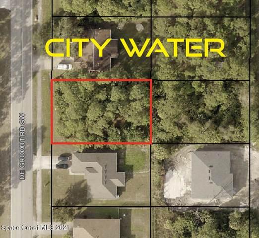 811 Degroodt Road SW, Palm Bay, FL 32908 (MLS #917372) :: Keller Williams Realty Brevard