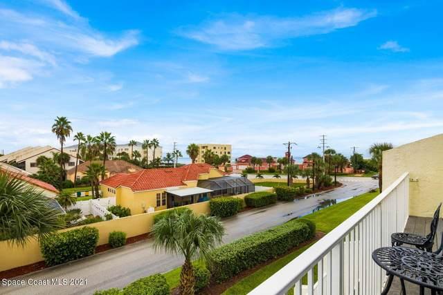 101 La Costa Street #5, Melbourne Beach, FL 32951 (MLS #917376) :: Premium Properties Real Estate Services