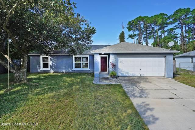 905 Macco Road, Cocoa, FL 32927 (MLS #917385) :: Premium Properties Real Estate Services