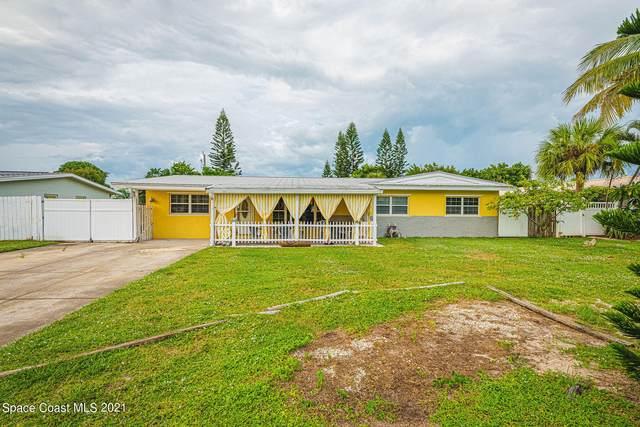 1050 Pinetree Drive, Satellite Beach, FL 32937 (MLS #917396) :: Premium Properties Real Estate Services