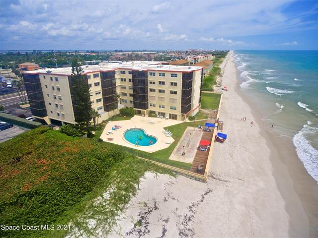 205 Highway A1a #606, Satellite Beach, FL 32937 (MLS #917402) :: Premium Properties Real Estate Services
