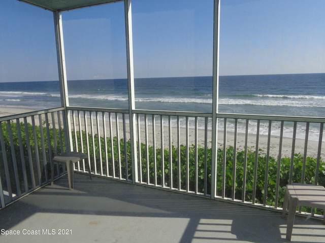 1175 Highway A1a #211, Satellite Beach, FL 32937 (MLS #917469) :: Premium Properties Real Estate Services
