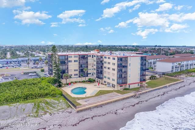 205 Highway A1a #312, Satellite Beach, FL 32937 (MLS #917470) :: Premium Properties Real Estate Services