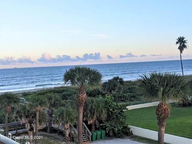 4600 Ocean Beach Boulevard #402, Cocoa Beach, FL 32931 (MLS #917475) :: Premium Properties Real Estate Services