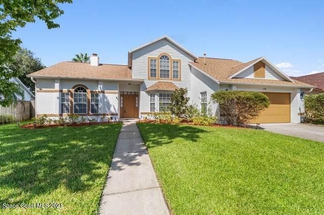 2520 Wild Wood Drive, Melbourne, FL 32935 (MLS #917488) :: Dalton Wade Real Estate Group
