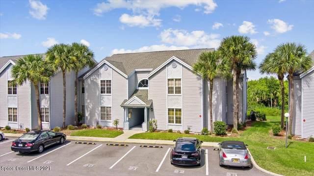 7470 N Highway 1 #105, Cocoa, FL 32927 (MLS #917517) :: Premium Properties Real Estate Services