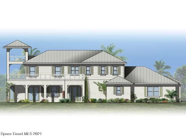 220 River Drive, Melbourne Beach, FL 32951 (MLS #917537) :: Premium Properties Real Estate Services