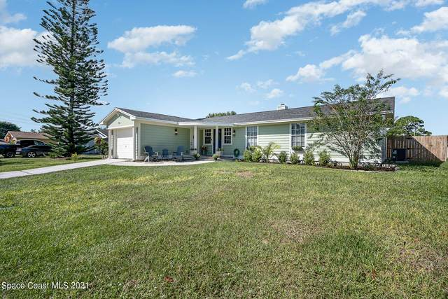 815 Kara Circle, Rockledge, FL 32955 (MLS #917542) :: Keller Williams Realty Brevard