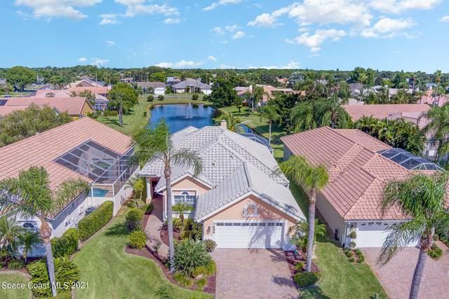 7434 Monterey Court, Melbourne, FL 32940 (MLS #917549) :: Premium Properties Real Estate Services