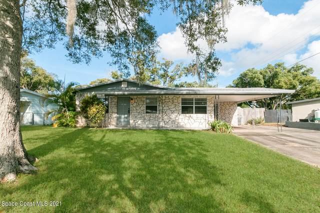 1438 Crest Drive, Titusville, FL 32780 (MLS #917551) :: Keller Williams Realty Brevard