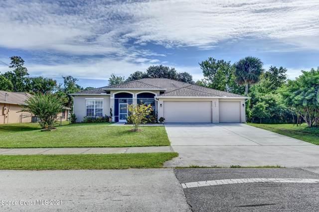 6635 Addie Avenue, Cocoa, FL 32927 (MLS #917555) :: Keller Williams Realty Brevard