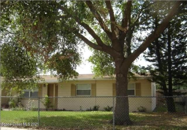 2457 Bonny Drive, Cocoa, FL 32926 (MLS #917561) :: Premium Properties Real Estate Services